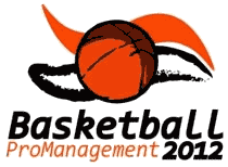 Logo Basketball Pro Management 2012