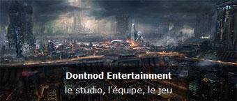 Dontnod Entertainment : le studio, l'equipe, le jeu