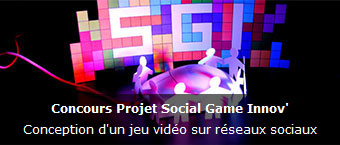 Concours Projet Social Game Innov