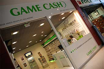 Magasin Gamecash