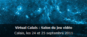 Virtual Calais : salon du jeu video