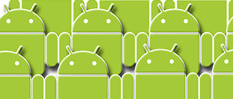 Android second des plateformes Smartphones