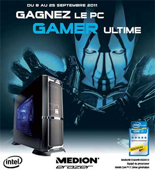 Gagnez le PC Gamer ultime