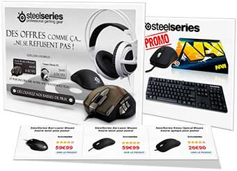 Promotions Steelseries