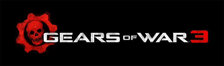 Gears of War 3 (logo)