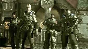 Bande-annonce Gears of War 3