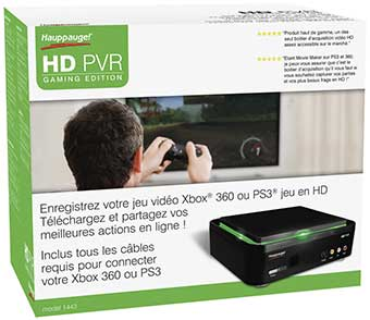 HD PVR Gaming Edition (packaging)