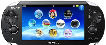 Sortie de la PS Vita