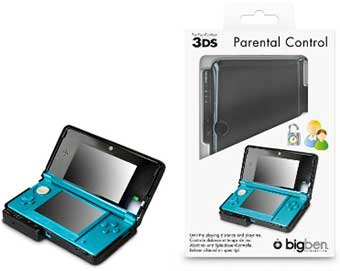 3DS Parental Control