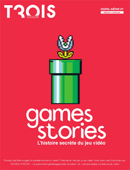 Games Stories (couverture)