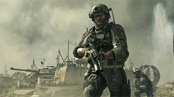 Call of Duty : Modern Warfare 3 (image 1)