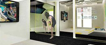 Entrez dans la chambre du futur