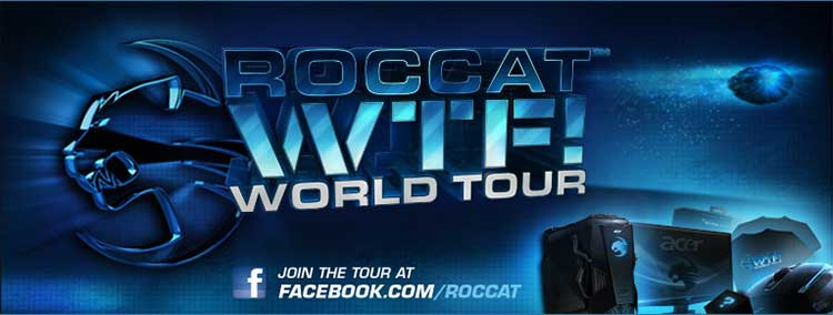 Roccat WTF! World Tour