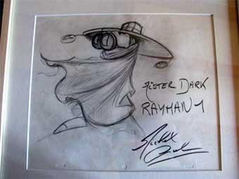 Mister Dark (Rayman)