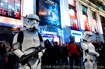 Soirée de lancement de Star Wars the Old Republic au Virgin Megastore (photo 4)