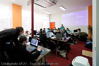 Global Game Jam Paris 2011