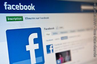 Les pages des marques et personnalités de Facebook attirent les fans