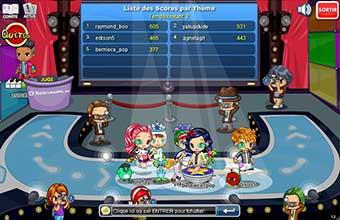 jeux en ligne avec tchat