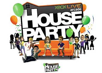 "Xbox Live Arcade ""House Party"""