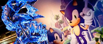 Sonic se lance dans le merchandising