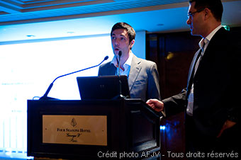 Conférence GfK au Four Seasons Hotel (photo 1)