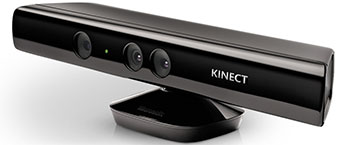 Kinect est disponible sous Windows
