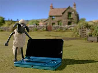 Shaun the Sheep sur Nintendo 3DS