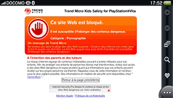 Trend Micro Kids Safety