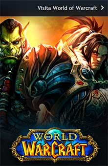 World of Warcraft en version italienne