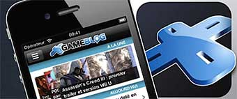 Gameblog iPhone