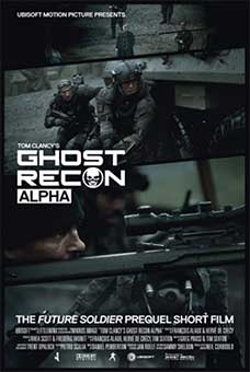 Ghost Recon Alpha : le Film