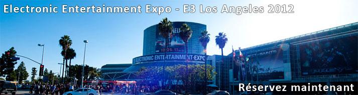 Reservation E3 2012