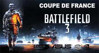 Coupe de France Battlefield 3