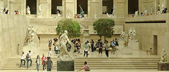 Nintendo et le musee du Louvre s'associent