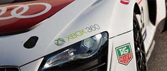 Partenariat entre Microsoft Xbox et Audi France