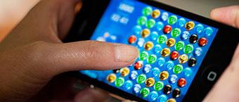 Marche francais des jeux video pour mobiles