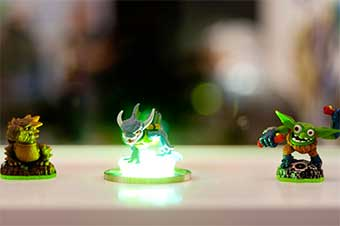 Figurines Skylanders Spyro's Adventure