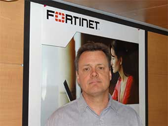 Christophe Auberger, Responsable Technique chez Fortinet