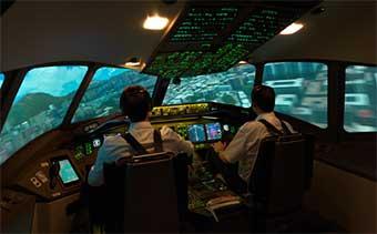 flightadventures un simulateur professionnel de boeing 777. Black Bedroom Furniture Sets. Home Design Ideas