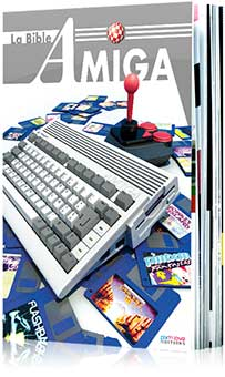 La Bible Amiga - Couverture