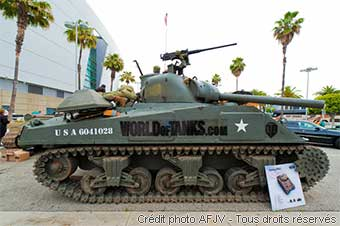 World of Tanks (E3 Los Angeles 2011)