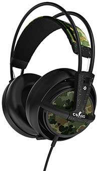 Casque SteelSeries Siberia v2 Counter-Strike: Global Offensive