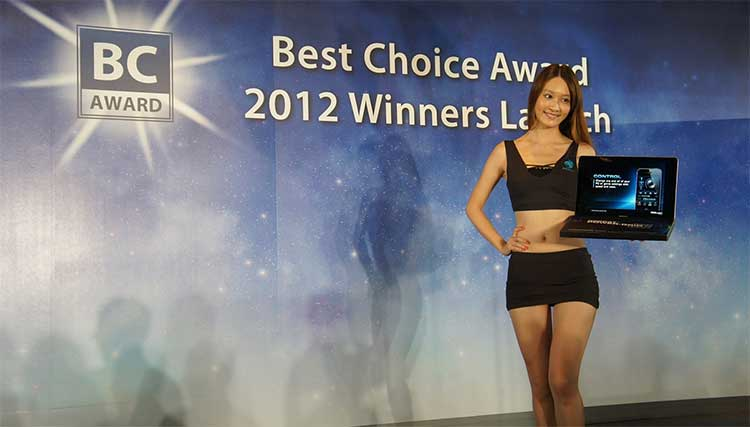 Roccat Power-Grid gagne un Best Choice Award au Computex 2012