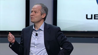Yves Guillemeot - Conférence E3 Nintendo Wii U