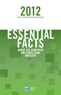 Essential Facts about the Computer and Video Game Industry