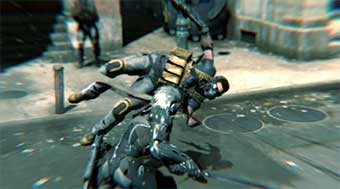 Metal Gear Rising: Revengeance (image 4)