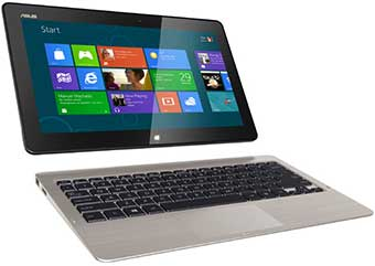 ASUS Tablet 810 (Windows 8) - une tablette sous Windows 8 avec dock clavier