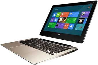ASUS Transformer Book — le premier Ultrabook convertible