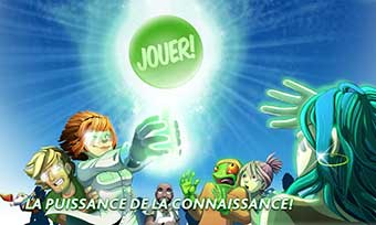 Science en jeu