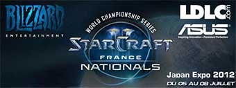 StarCraft II World Championship Series France Nationals